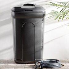 Wayfair Basics Wheeled 45 Gallon Trash Can