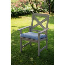 Porto Dining Arm Chair (Set of 2)