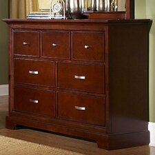 Cherry Wood Drawer Chest Wayfair