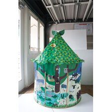 ABC Leaf Banner Play Tent
