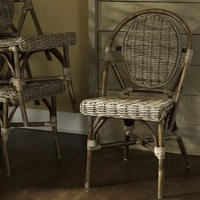Paris Bistro Dining Side Chair (Set of 2)