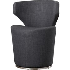 Barrier Fabric Side Chair by Mercury Row