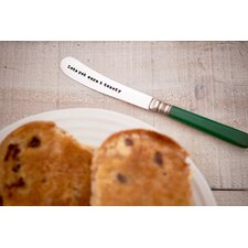 Let's get Warm and Toasty Butter Knife