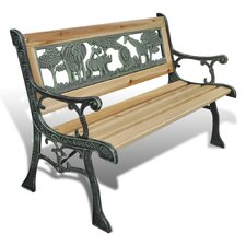 Children's Garden Bench