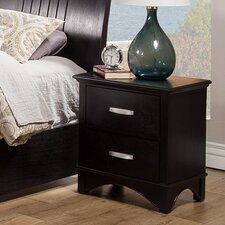 Arnold 2 Drawer Nightstand by Darby Home Co®