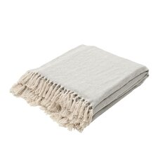 Panama City Beaches Cotton Throw Blanket
