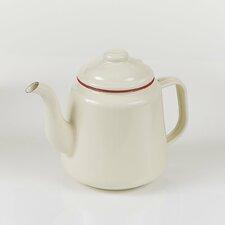 Victor 1.25L Enamelled Steel Teapot