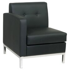 Mapleton Leather Lounge Chair