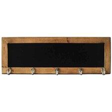 Heartwood Wall Mounted Chalkboard 21cm H x 60cm W