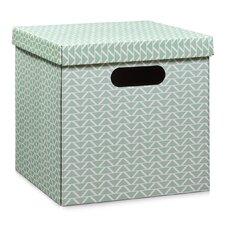 Box aus Pappe