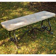 Melody Granite Park Bench