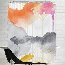 Amy Brinkman Abstract 2 01 Shower Curtain