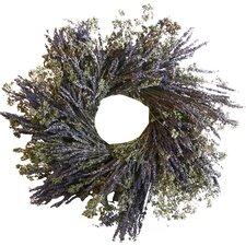 """16"""" Lavender and Oregano Wreath"""