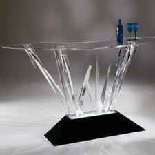 Crystals Home Acrylic Bar