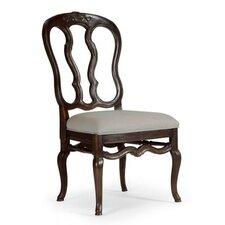 Belgian Oak Side Chair by Bernhardt