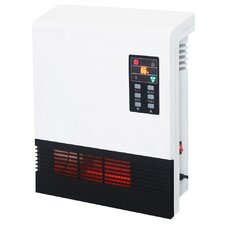 5200 BTU Wall Mounted Electric Infrared Heater