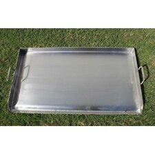Portable Griddle Outdoor Stove Add-on Flat Top