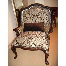 Treviso Wing back Chair by Benetti's Italia