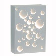 "Decorative 11.75"" Metal Rectangular Wall Sconce Shade"