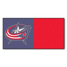 NHL - Chicago Blackhawks Team Carpet Tiles