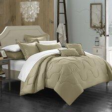 Donna 7 Piece Comforter Set