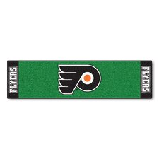 NHL - Philadelphia Flyers Putting Green Doormat