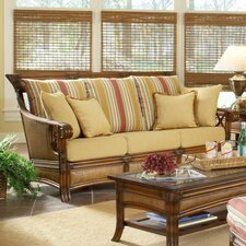Pacifica Bamboozel Plantain Sofa