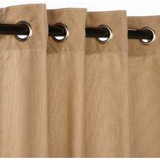 Sunbrella Outdoor Single Curtain Panel
