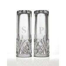 Dublin 2 Piece Salt and Pepper Shaker Set