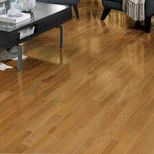 "Homestyle 3-1/4"" Solid White Oak Hardwood Flooring in Butterscotch"