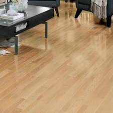 "Homestyle 2-1/4"" Solid White Oak Hardwood Flooring in Natural"