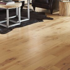 "Character 3-1/4"" Solid Maple Hardwood Flooring in Pine"