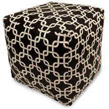 Danko Small Cube Ottoman by Brayden Studio