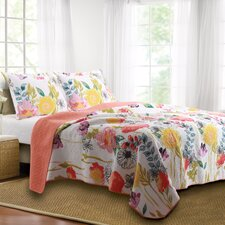 Appenzell Reversible Quilt Set