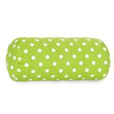 Telly Round Cotton Bolster Pillow
