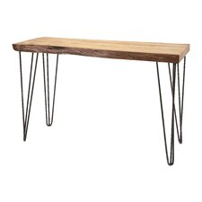 Soila Console Table by Union Rustic