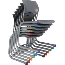 """A&D 16"""" Metal Classroom Chair"""