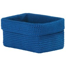 Modé Crochet RectangleBasket