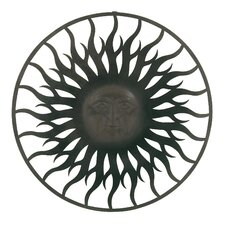 Metal Outdoor Surface Wall Décor