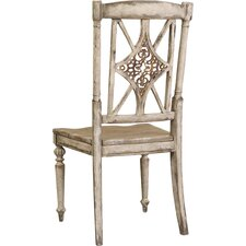 Chatelet Fretback Side Chair (Set of 2) by Hooker Furniture