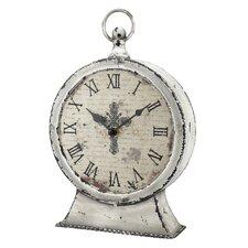 Stonebriar Faith Table Clock