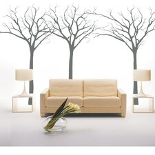 Fantasy Trees Wall Decal