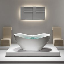 67 x 31 Soaking Bathtub by AKDY