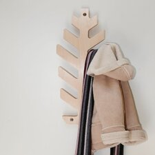Kuusk Wall Mounted Coat Rack