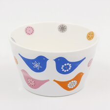 Love Birds 450ml Soup / Cereal Bowl (Set of 4)