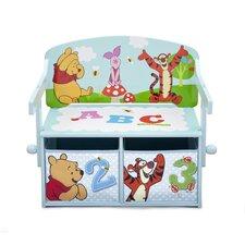 Winnie The Pooh Toy Storage Bench