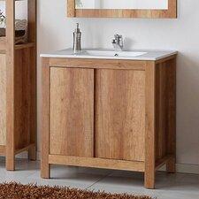 Oxwich 80cm Vanity Unit