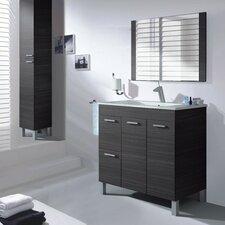 80 cm Waschtisch Aktiva mit Spiegel
