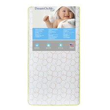 Bedtime 2-Sided Crib and Toddler Mattress