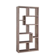 "71"" Cube Unit Bookcase"